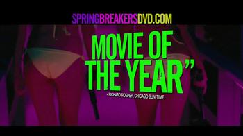 Spring Breakers Blu-Ray & DVD TV Spot - Thumbnail 8