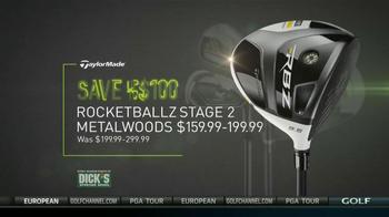 Dick's Sporting Goods TV Spot 'Mid-Summer Golf Sale' - Thumbnail 3