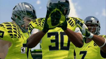 NCAA Football 14 TV Spot, 'Real' - Thumbnail 10