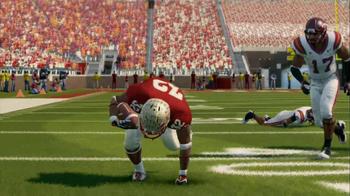 NCAA Football 14 TV Spot, 'Real' - Thumbnail 2