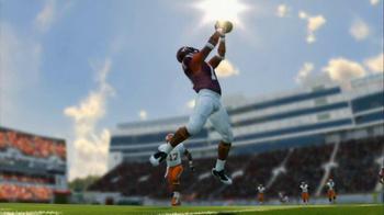 NCAA Football 14 TV Spot, 'Real' - Thumbnail 6