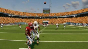 NCAA Football 14 TV Spot, 'Real' - Thumbnail 9