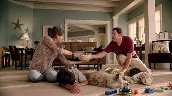 The Home Depot TV Spot, \'Kid-Proof Carpet\'