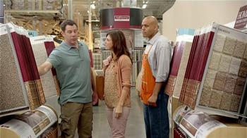 The Home Depot TV Spot, 'Kid-Proof Carpet' - Thumbnail 3