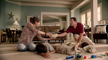 The Home Depot TV Spot, 'Kid-Proof Carpet'