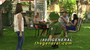 The General TV Spot, 'Barbecue' - Thumbnail 4