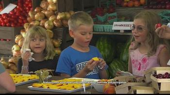 Walmart TV Spot, 'Fresh-Over: Peaches' - Thumbnail 4