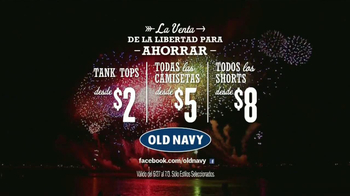 Old Navy TV Spot, 'El Lugar Perfecto' [Spanish] - Thumbnail 9