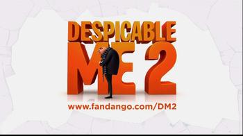 Fandango TV Spot, 'Despicable Me 2 Tickets' - Thumbnail 6