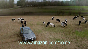 Amazon Instant Video TV Spot, 'Under the Dome' - Thumbnail 1