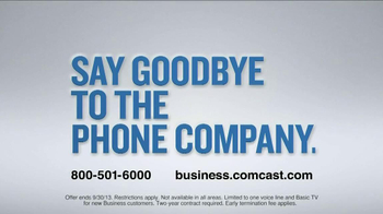 Comcast Business TV Spot, 'Presentation' - Thumbnail 9