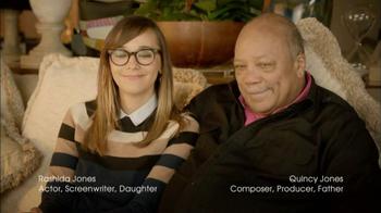 Stand Up 2 Cancer TV Spot Featuring Rashida Jones and Quincy Jones - Thumbnail 1