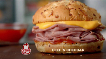 Arby's Beef 'N Cheddar Classic TV Spot - Thumbnail 1