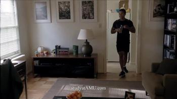 American Military University TV Spot, 'Jogging' - Thumbnail 9