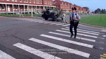 American Military University TV Spot, 'Jogging' - Thumbnail 5