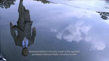 American Military University TV Spot, 'Jogging' - Thumbnail 6