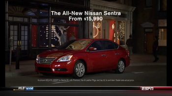 Nissan Sentura TV Spot, 'Play By Play' - Thumbnail 10