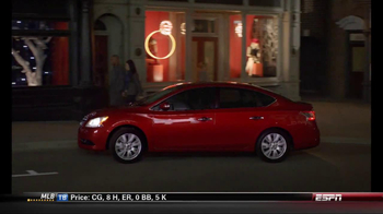 Nissan Sentura TV Spot, 'Play By Play' - Thumbnail 2