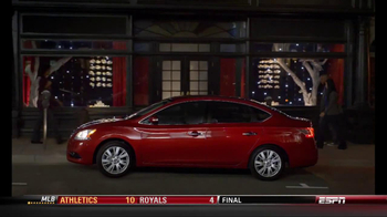Nissan Sentura TV Spot, 'Play By Play' - Thumbnail 3