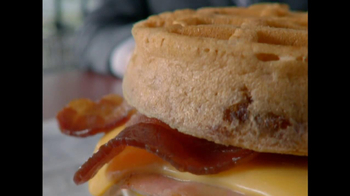 Jack in the Box Big Waffle Stack TV Spot - Thumbnail 3