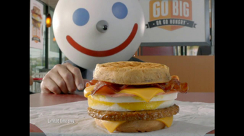 Jack in the Box Big Waffle Stack TV Spot - Thumbnail 4