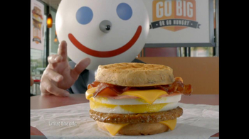 Jack in the Box Big Waffle Stack TV Spot - Thumbnail 5