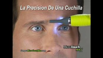 MicroTouch Max TV Spot [Spanish] - Thumbnail 4