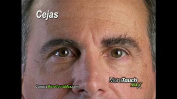 MicroTouch Max TV Spot [Spanish] - Thumbnail 8