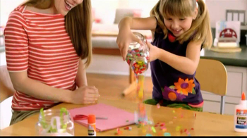 Elmer's School Glue TV Spot, 'Bonding' - Thumbnail 3