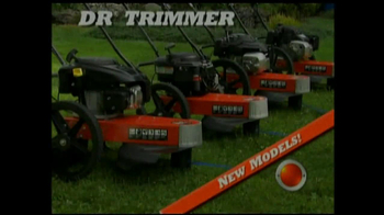 DR Power Equipment TV Spot, 'Trimmer-Mowers' - Thumbnail 1