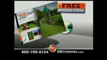 DR Power Equipment TV Spot, 'Trimmer-Mowers' - Thumbnail 10