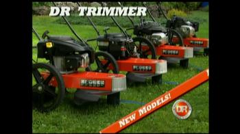 DR Power Equipment TV Spot, 'Trimmer-Mowers' - Thumbnail 2