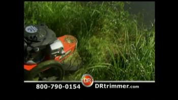 DR Power Equipment TV Spot, 'Trimmer-Mowers' - Thumbnail 3