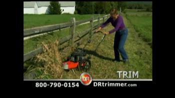 DR Power Equipment TV Spot, 'Trimmer-Mowers' - Thumbnail 4