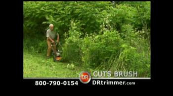 DR Power Equipment TV Spot, 'Trimmer-Mowers' - Thumbnail 5