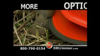 DR Power Equipment TV Spot, 'Trimmer-Mowers' - Thumbnail 6
