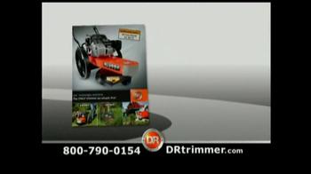 DR Power Equipment TV Spot, 'Trimmer-Mowers' - Thumbnail 8
