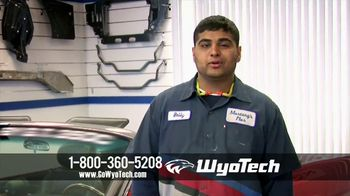WyoTech TV Spot, 'I Can Do It All'