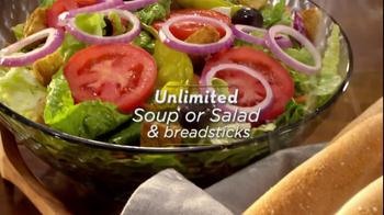Olive Garden TV Spot, '2 for $25 Dinner' - Thumbnail 4