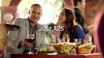 Olive Garden TV Spot, '2 for $25 Dinner' - Thumbnail 8