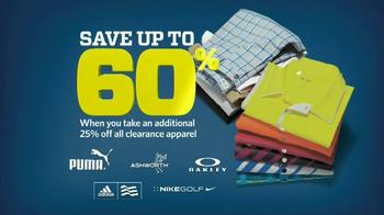 Golf Galaxy Storewide Savings TV Spot - Thumbnail 10