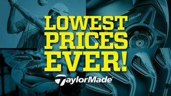 Golf Galaxy Storewide Savings TV Spot - Thumbnail 3