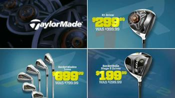Golf Galaxy Storewide Savings TV Spot - Thumbnail 8