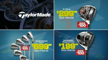 Golf Galaxy Storewide Savings TV Spot - Thumbnail 9