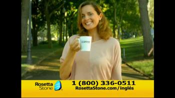 Rosetta Stone TV Spot, 'Abre tu Mundo' [Spanish] - Thumbnail 3