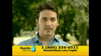 Rosetta Stone TV Spot, 'Abre tu Mundo' [Spanish] - Thumbnail 7