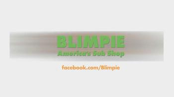 Blimpie TV Spot, 'Moved On' - Thumbnail 10