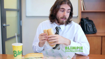 Blimpie TV Spot, 'Moved On' - Thumbnail 4