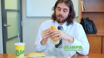 Blimpie TV Spot, 'Moved On' - Thumbnail 6