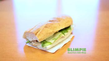 Blimpie TV Spot, 'Moved On' - Thumbnail 7